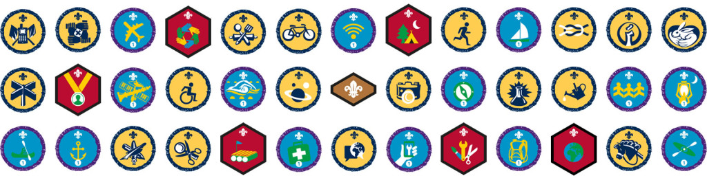 Badge Resources 1st Clevedon Scouts